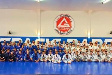 Umuarama ganha a Guardião Clube de Lutas, filiada a Gracie Barra Jiu-jitsu