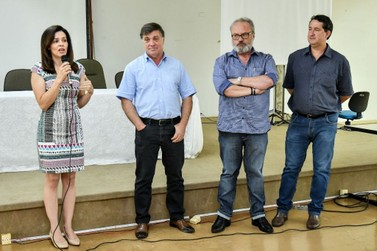 Umuarama tem nova secretária de Educação; posse foi nesta quarta