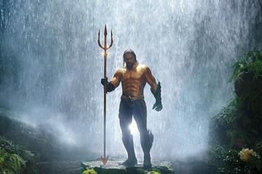 """""""Aquaman"""" tem pré-estreia no Cine Vip de Umuarama"""