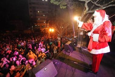 Chegada do Papai Noel em Umuarama será neste sábado