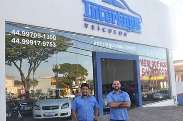 Interlagos Veículos comemora 4 anos de sucesso em Umuarama