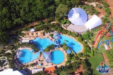 Porto Rico Aqua Park é uma ótima opção para se refrescar nesse verão