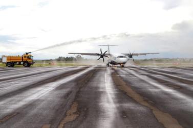 Aeroporto de Umuarama também deverá receber linha comercial