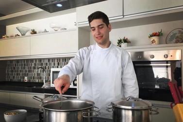 Chef de Cozinha de Umuarama está fazendo sucesso com atendimento em domicílio