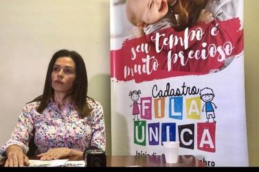 Confira a lista de crianças selecionadas para os CMEIs de Umuarama
