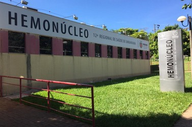 Direção esclarece capacidade de atendimento do Hemonúcleo de Umuarama