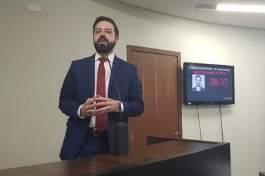 Mateus Barreto pleiteia implantação da Delegacia da Polícia Federal em Umuarama