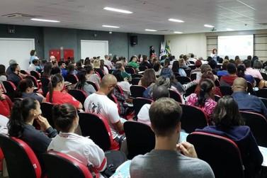 Treinamento da Uopeccan reúne mais de 100 voluntários em Umuarama
