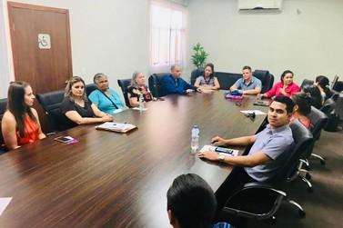 Associação dos Fibromiálgicos discute apoio com vereadores de Umuarama