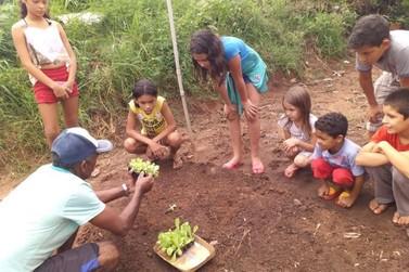 Associação Vida e Solidariedade ganha espaço para horta