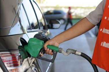 Diminui diferença de preço entre os combustíveis mais baratos em Umuarama