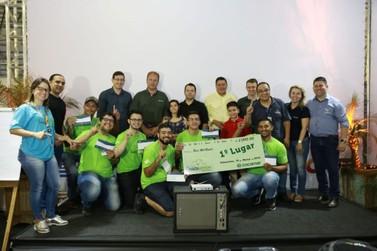 Equipe vence Hackathon da Expo com solução para gestão de propriedades