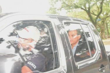 Ex-governador Beto Richa é preso pela terceira vez e levado para sede do Gaeco