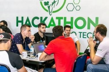 Maratona tecnológica invade Expo em busca de soluções para o agronegócio