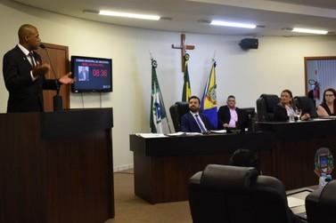 Noel do Pão quer a instalação de câmeras em escolas municipais
