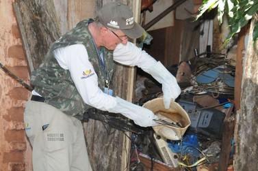 Vigilância Ambiental de Umuarama realiza segundo Liraa do ano nesta semana