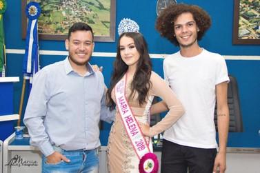 Daniella Paiva é eleita Miss Teen Maria Helena 2019