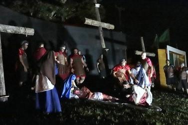 Encenação da Paixão de Cristo será especial em Umuarama