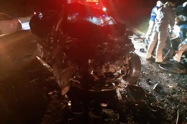 Mortes aumentam nas estradas estaduais no feriado de Páscoa