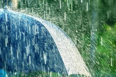 Previsão do tempo aponta para chuva durante a semana em Umuarama