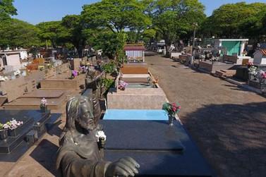 Administração do cemitério de Paranavaí alerta para a presença de escorpiões