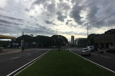 Apesar da nebulosidade, fim de semana deve ser de sol em Umuarama, prevê Simepar