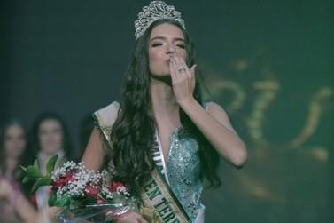 Umuaramense Débora Meretka vence o Miss Teen Terra Paraná 2019