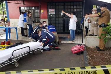 Homem é morto a facadas e Campo Mourão registra o 8º homicídio do ano