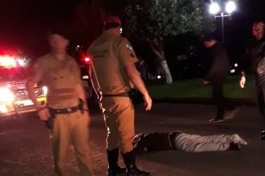 Jovem morre e namorada fica ferida após serem atingidos por tiros em Iporã