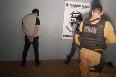 Polícia prende acusados de matar estudante de agronomia em Campo Mourão