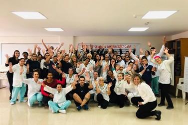 Semana de atividades marca Dia do Enfermeiro no Nossa Senhora Aparecida
