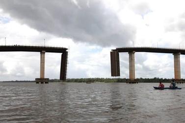 Fake News: parte da Ponte Ayrton Senna, em Guaíra, não caiu