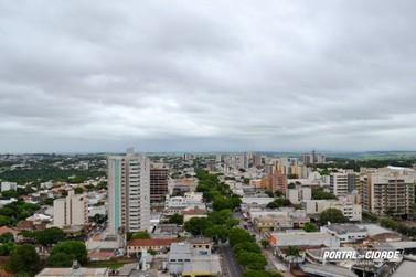Fim de semana será de sol entre nuvens, mas sem chuva em Umuarama