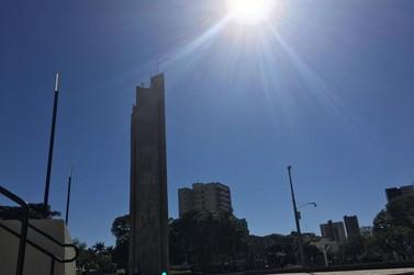Fim de semana será de tempo estável e de temperaturas amenas em Umuarama