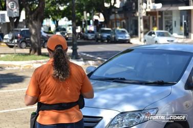Justiça determina o cancelamento de multas da Zona Azul em Umuarama
