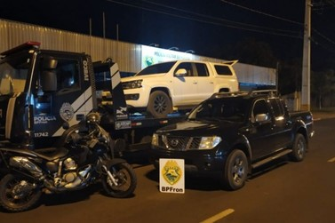 Morador de Umuarama suspeito de ser contrabandista leva tiro na nádega
