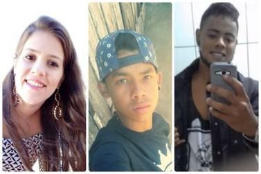 Morte de três jovens em acidente comove moradores de Douradina