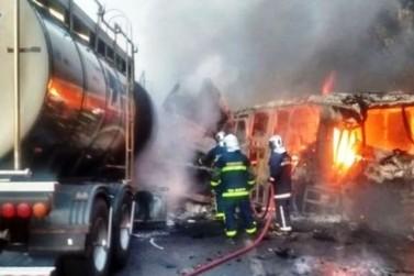 Denunciado motorista envolvido em acidente que resultou na morte de 21 pessoas