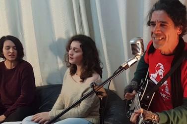 Músico de Umuarama transforma em canção discurso de Lula feito antes da prisão
