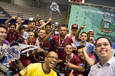 Projeto de Junior Ceranto garante patrocínio para Citadino de Futsal