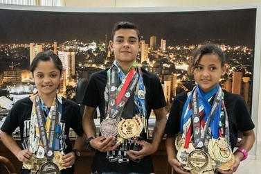 Projeto transforma Umuarama em celeiro de campeões de artes marciais