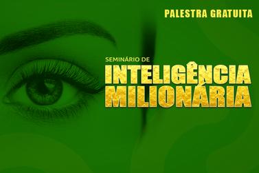 Umuarama recebe palestra gratuita sobre Inteligência Milionária