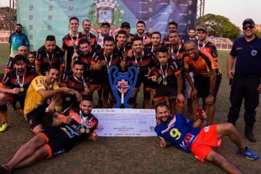 Aceru é a grande campeã da 1ª Copa Amizade de Futebol de Umuarama