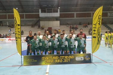 Citadino de Futsal de Umuarama tem primeiro jogo da final nesta sexta