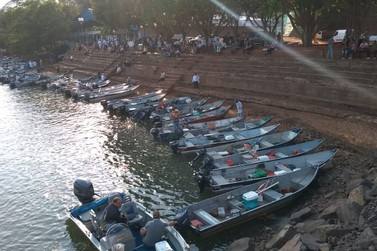 Confira os pescadores premiados na 34ª edição do Campeonato de Pesca à Piapara
