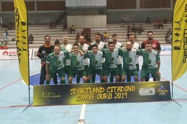 Finalistas do Citadino de Futsal serão conhecidos na noite desta terça