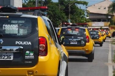 Operação cumpre mandados de prisão e apreensão em Paranavaí e região