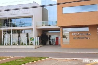 Prefeitura de Douradina abre PSS com 17 vagas; salários chegam a R$ 18 mil