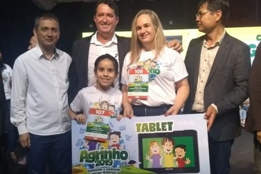 Aluna de Escola Municipal de Umuarama  é premiada no Concurso Agrinho 2019