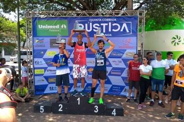 Atletas de Umuarama conquistam pódio na Corrida Rústica de Loanda
